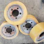 колеса для складской техники