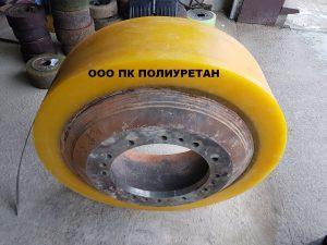 наварка колес полиуретаном