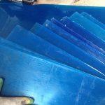 лист полиуретановый футеровочный СКУ ПФЛ 100